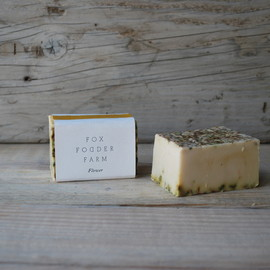 FOX FODDER FARM - Flower Soap