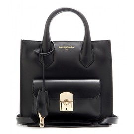 BALENCIAGA - Pre-Fall2014 Padlock Mini All Afternoon leather tote