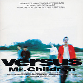 Mr.Children - Versus