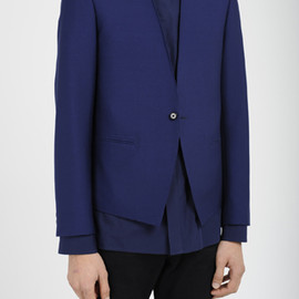 LAD MUSICIAN - COLLARLESS SPENCER JACKET