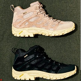 MERRELL - MOAB MID GORE-TEX Japan Limited