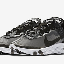 NIKE - React Element 87 - Anthracite/Black/White