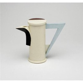 peter shire - Teapot with Lid, 1978