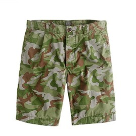 J.CREW - Highland camo short
