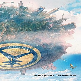 YEN TOWN BAND - diverse journey(初回限定盤)(DVD付) CD+DVD, Limited Edition
