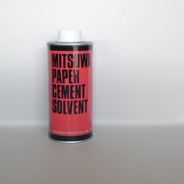 MITSUWA - PAPER CEMENT SOLVENT