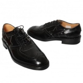 REGAL - Regal Shoes Black Brogue