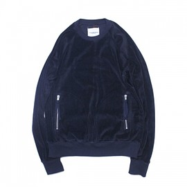 TAKAHIROMIYASHITA The SoloIst - crew neck sweat shirt w/zipper pocket.