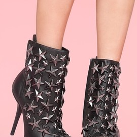 JEFFREY CAMPBELL - See Stars Boot