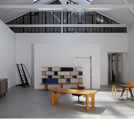 Jean Prouvé & Charlotte Perriand - Masterpieces: Tables, Chairs, Stairs, Cabinet, ...