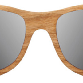 Shwood - Canby / Cherry / Grey Polarized