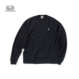 SOPHNET., FRUIT OF THE LOOM® - FRUIT OF THE LOOM® AUTHENTIC CREW NECK SWEAT