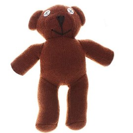 MR.BEAN - OFFICIAL MR.BEAN'S TEDDY BEAR  RARE PLUSH TOY DOLL (9 inch)