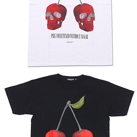 UNDERCOVER - PRE-SWEETENEDWITHOUTSUGARTEE(Tシャツ)200-006381-040x【新品】