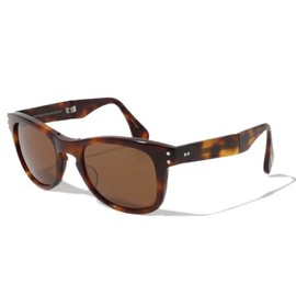 PORTER - OLIVER PEOPLES for PORTER / FOLDING SUNGLASSES WITH SLEEVE