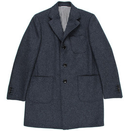 Thom Browne - Sack Overcoat
