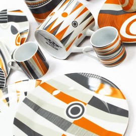 Mini Moderns - Backgammon Crockery