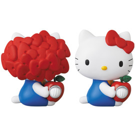 MEDICOM TOY - VCD HELLO KITTY w/GILAPPLE