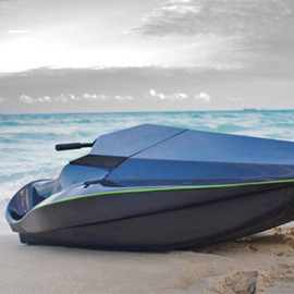 The Silveira Group - Samba XRS (carbon fiber electric jet ski)