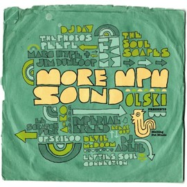 Various Artists - Olski presents More MPM Sounds