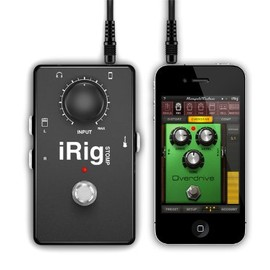 IK Multimedia - 【正規代理店品】IK Multimedia iRig STOMP IKM-OT-000005