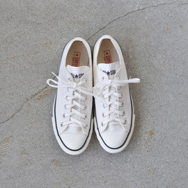 CONVERSE - CANVAS ALL STAR J OX - WHITE