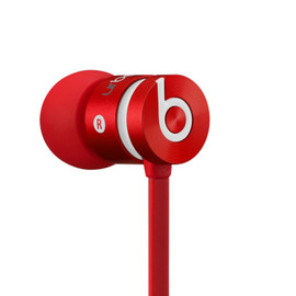 Beats by Dr. Dre - urBeats - Metallic Red