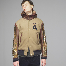 UNDERCOVER - collection Undercover Fall/Winter 2012 Psycho Color