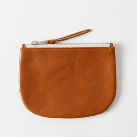 MARGARET HOWELL - SOFT LEATHER ACCESSORY POUCH S
