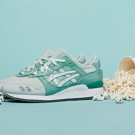 ASICS - HIGHS AND LOWS × ASICS TIGER GEL LYTE III SILVERSCREEN