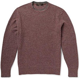Loro Piana - City Pull Knitted Baby Cashmere Sweater