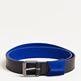 Dries Van Noten - Inner Suede Belt