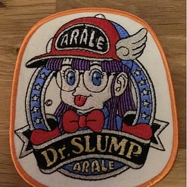Dr slump - patch arale