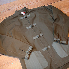 MONITALY - Mandarin Collar Jacket