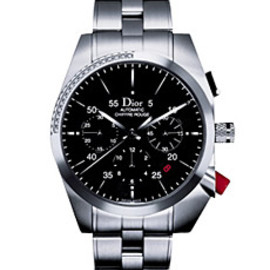 DIOR HOMME - CHIFFRE ROUGE A02 WATCH