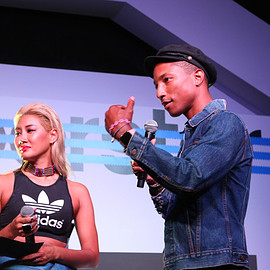CELEBRATION PARTY TOKYO by Pharrell Williams & YOON - アディダスは、Superstarをテーマに一夜限りのアソビ場を創り出すCELEBRATION PARTY TOKYO by Pharrell Williams & YOONを開催