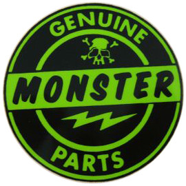 monster parts