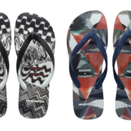 MISSONI Loves havaianas 2012 Collection
