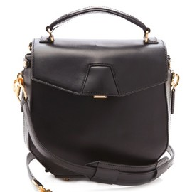 ALEXANDER WANG - Devere Satchel : black