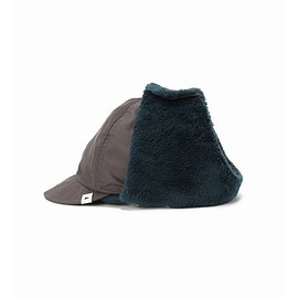 and wander, andwander, アンドワンダー - high loft fleece ear cap