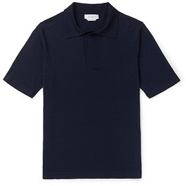 Gabriela Hearst - Slim-Fit Virgin Wool Polo Shirt