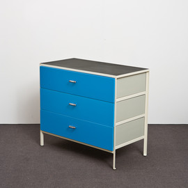 Herman Miller - Steel Frame Cabinet by George Nelson