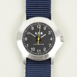 A.P.C. x Carhartt - Men's Watch