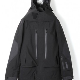 MofM - 3layer jacket