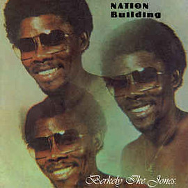 Berkely Ike Jones - Nation Building (Vinyl,LP)