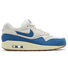 NIKE - Air Max 1 Essential - Light Bone/Brgd Blue/Sail/Gum Medium Brown