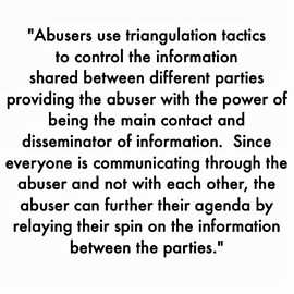 afternarcissisticabuse.#gifts esp.4 'them', 'abuse by proxy,Triangulation', terrorized(propagating) JPN psycho killer - 'behaviour,attutudes,symptoms'**factional,cultification→WARNING!