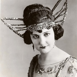 1920s Butterfly Headdress