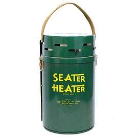 Excel USA - Seater Heater Vintage