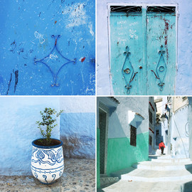 Blue Streets of Chefchaouen